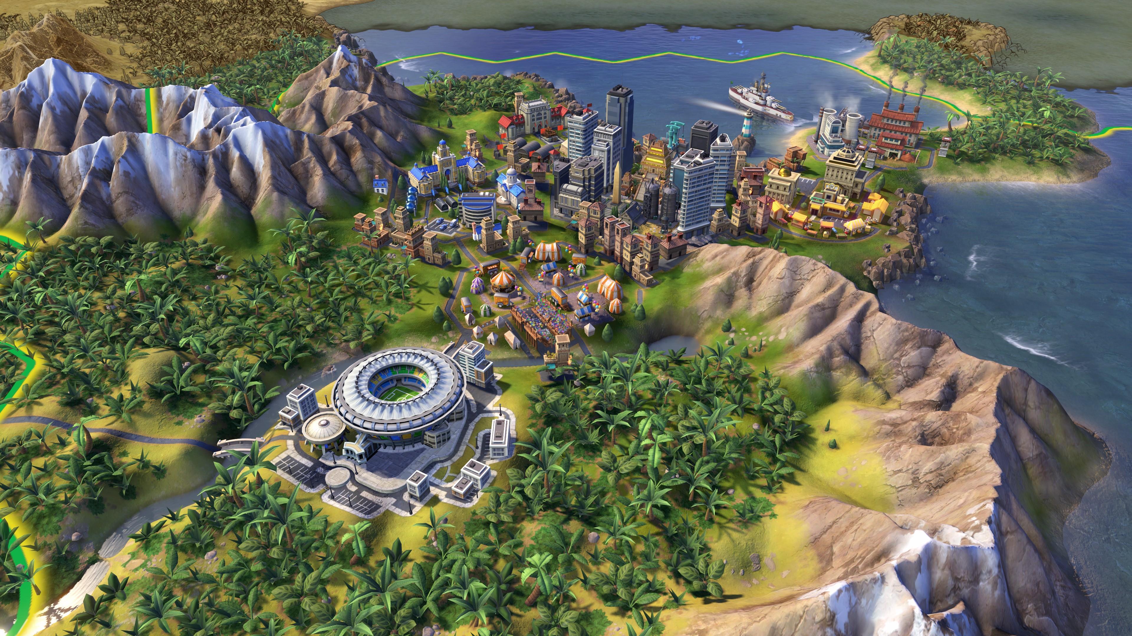 Civilization Vi Mac Sur Macgames Fr