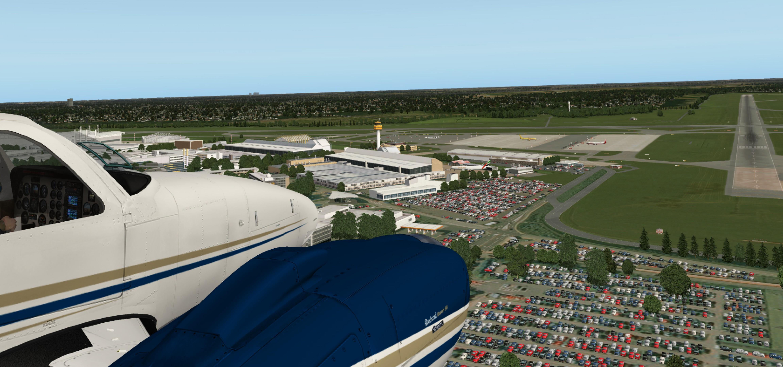 X-Plane 10 : Aéroport de Hambourg Mac sur MacGames fr