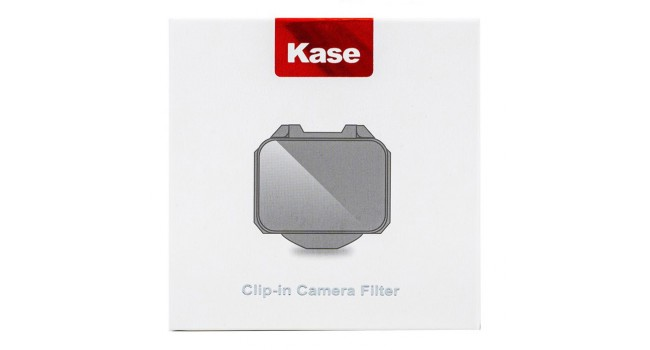 Kase Clip-in Filters for Sony A7/A9 Series