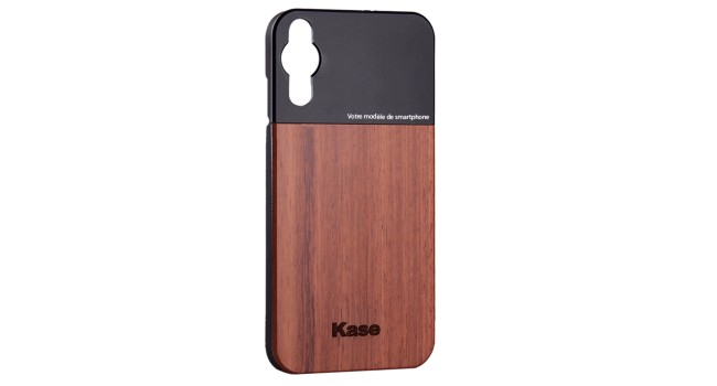 Kase smartphone case for iPhone