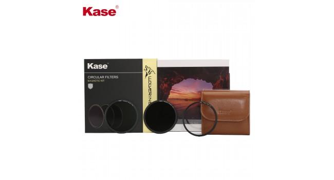 Magnetic Entry Level ND Kit (CPL + ND64 + ND8+ filter bag +lens cap)