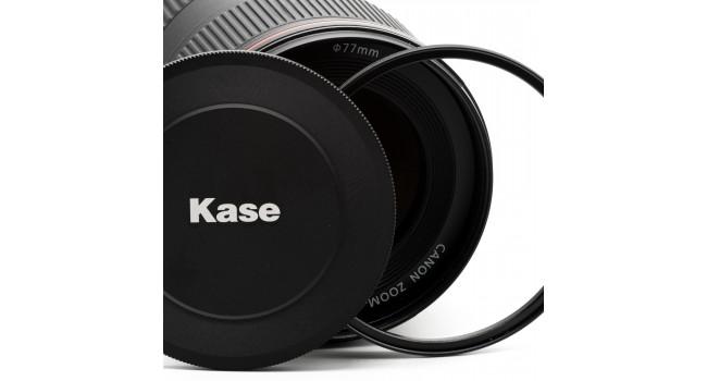 Magnetic lens cap