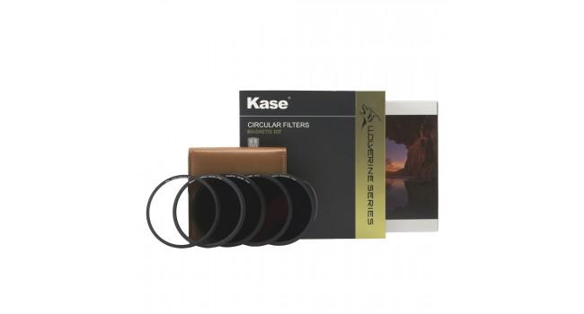 Professional magnetic ND Kit (CPL + ND8 + ND64 + ND1000 + filter bag + lens cap)