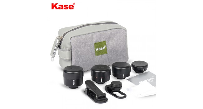 Smartphone Lens Kit II (4 in 1 kit)
