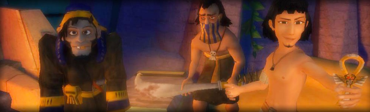 Ankh 2 - Le Coeur d'Osiris Mac
