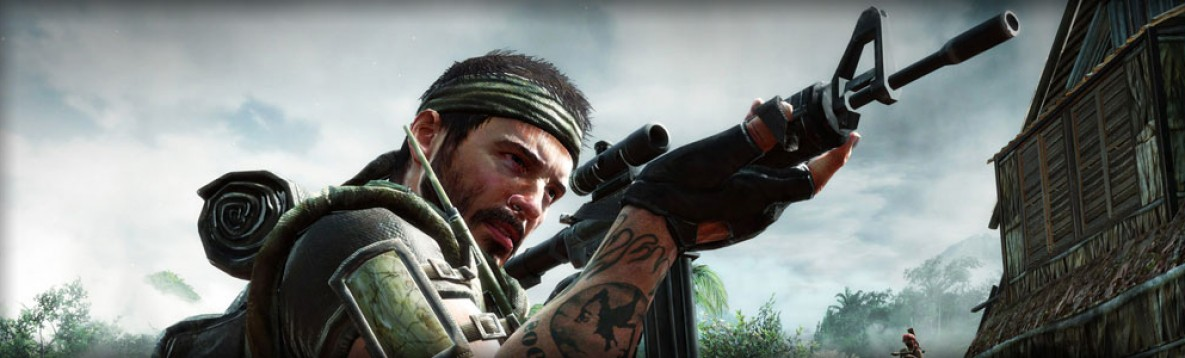 Call of Duty : Black Ops Mac