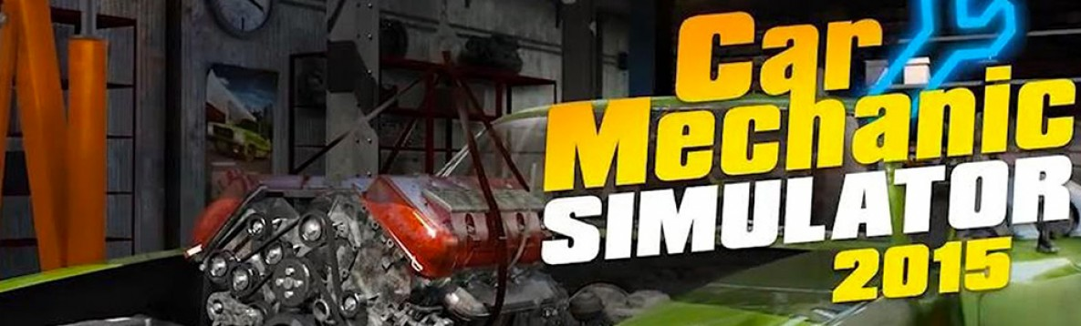 Car Mechanic Simulator 2015 - Gold Edition Mac