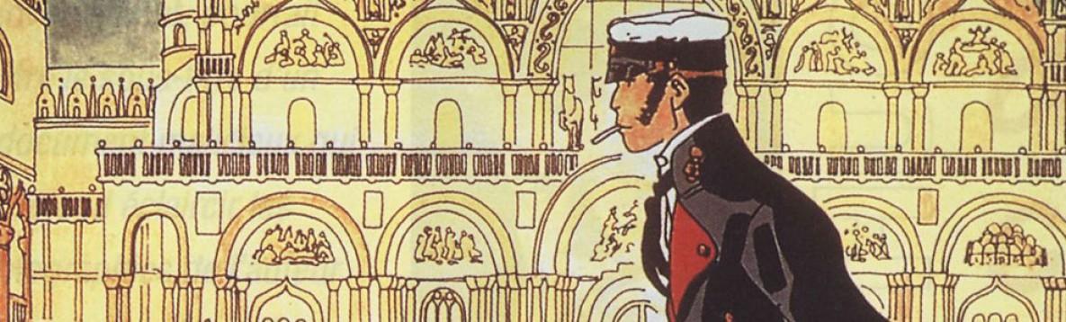 Corto Maltese Secrets de Venise Mac