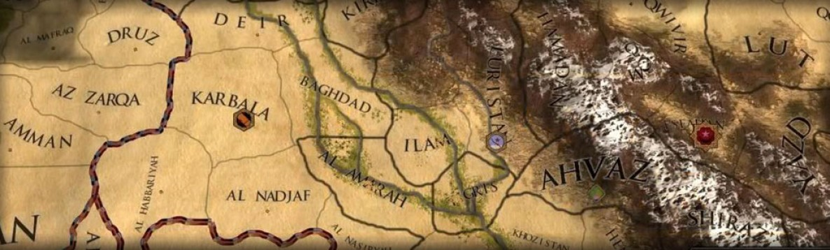 Crusader Kings II: Sword of Islam (DLC) Mac