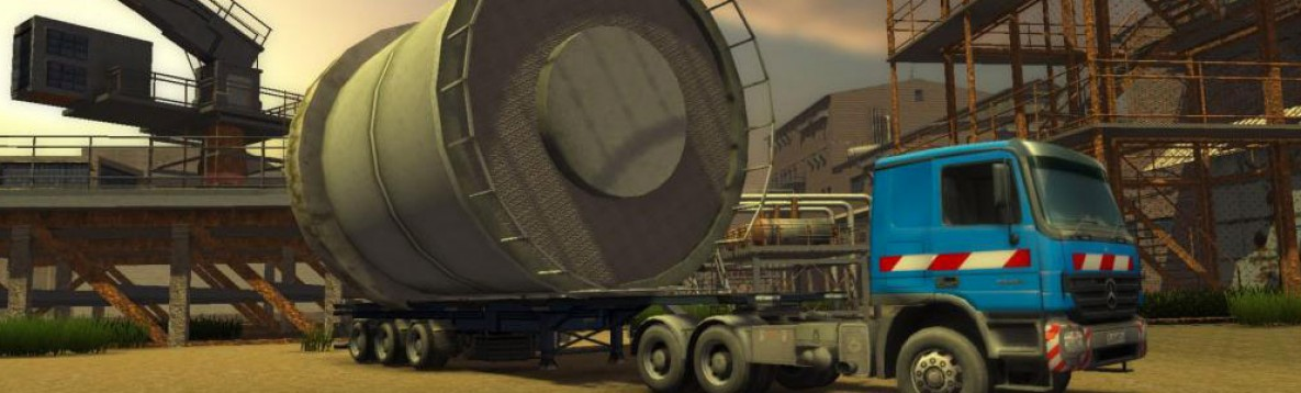 Heavy Weight Transport Simulator 3 Mac
