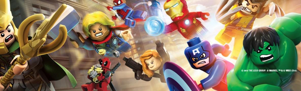 LEGO Marvel Super Heroes Mac
