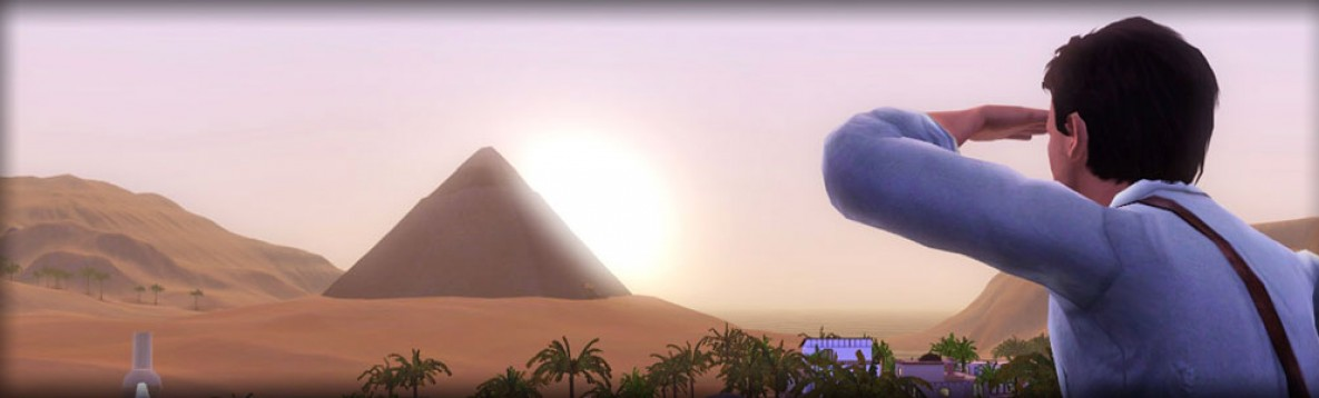 Les Sims 3: Destination aventure Mac