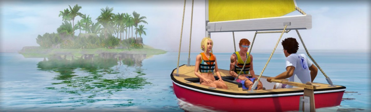 Les Sims 3: Ile de Rêve Mac