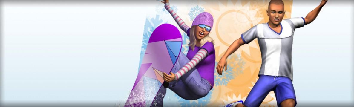Les Sims 3: Saisons Mac