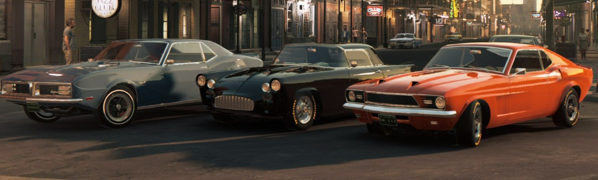 "Mafia III"" : Family Kick Back Pack (DLC) Mac"