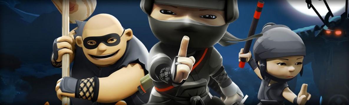 Mini Ninjas Mac