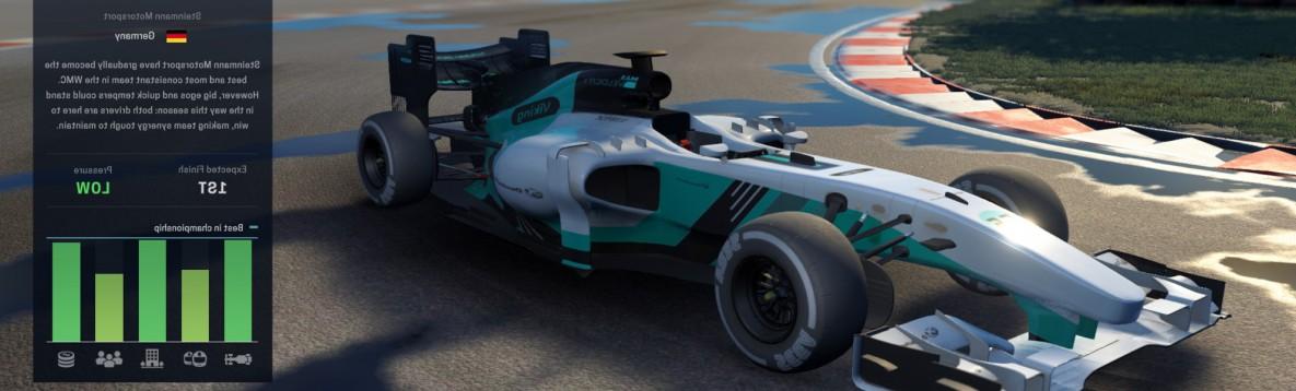 Motorsport Manager Mac
