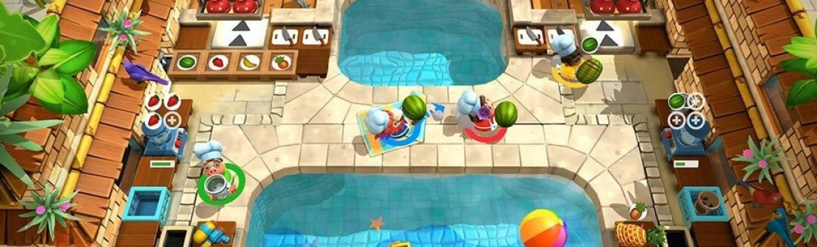 Overcooked! 2 - Surf 'n' Turf (DLC) Mac