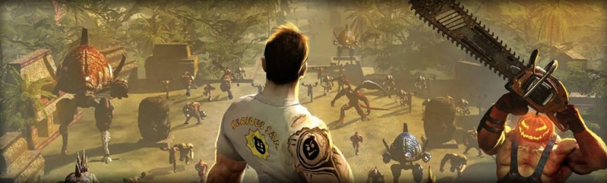 Serious Sam 3 - BFE Mac