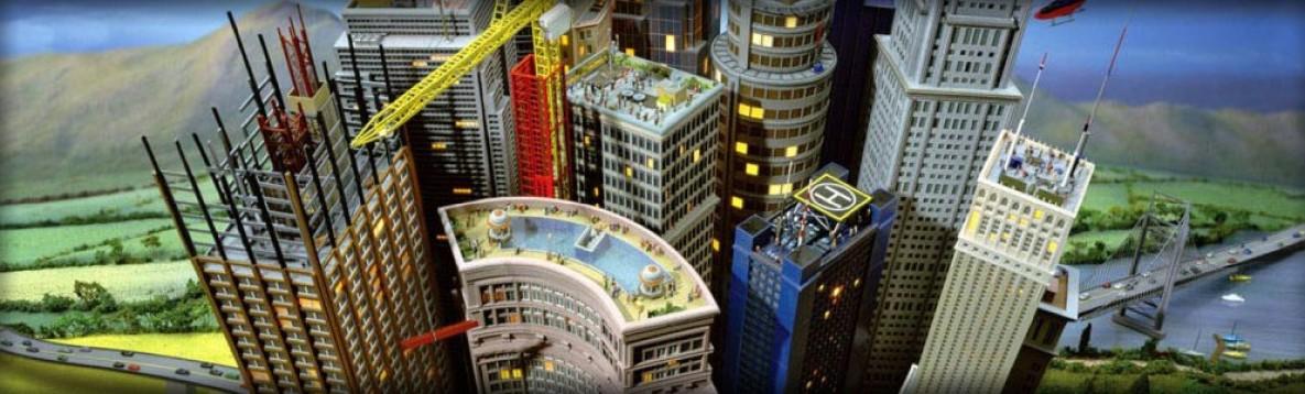 SimCity 4 Deluxe (2014) Mac