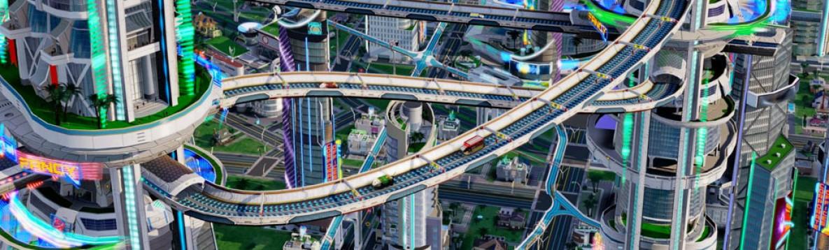 SimCity: Villes de demain Mac