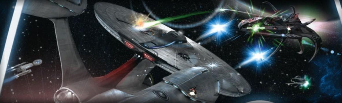 Star Trek D.A.C Mac