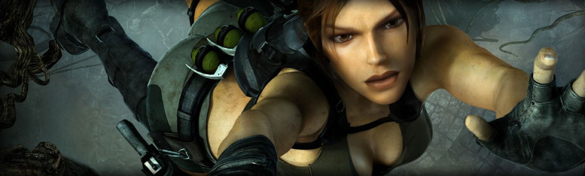 Tomb Raider Underworld Mac