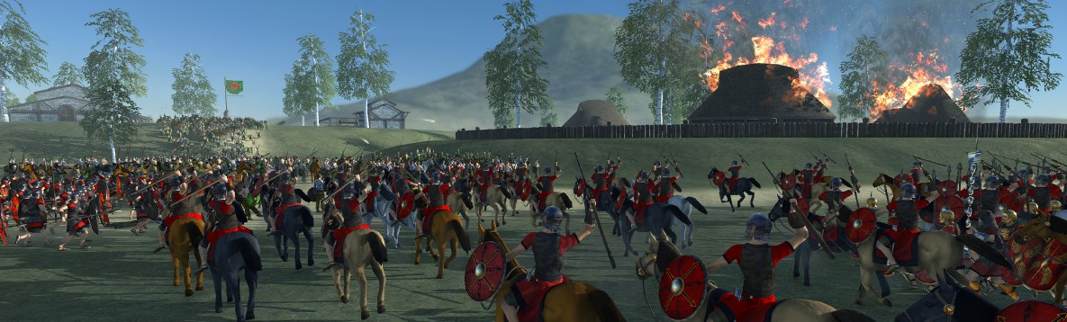 Total War: ROME REMASTERED Mac