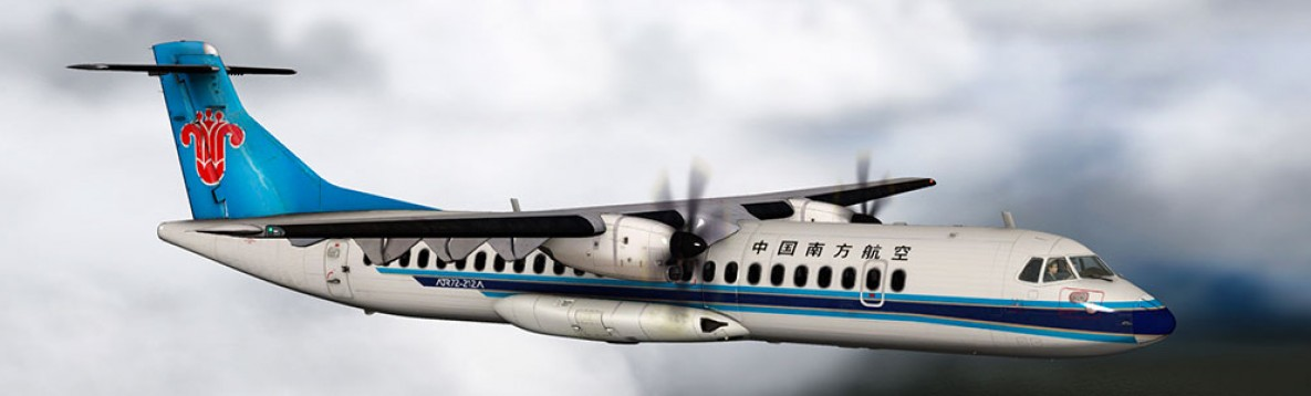 X-Plane 10 : ATR 72-500 Mac