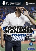 Football Manager Touch 2018 Mac