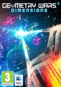 Geometry Wars™ 3: Dimensions Evolved Mac