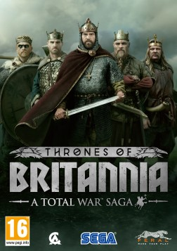 A Total War Saga: THRONES OF BRITANNIA Mac