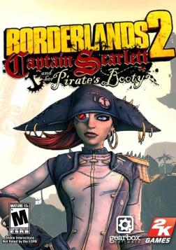 Borderlands 2 : Le Capitaine Scarlett et son Butin de Pirate Mac