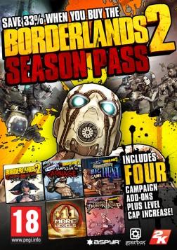 Borderlands 2 : Season Pack Mac