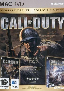 Call Of Duty Deluxe Mac