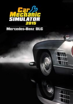 Car Mechanic Simulator 2015 - Mercedes-Benz (DLC) Mac