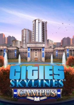 Cities: Skylines - Campus Mac