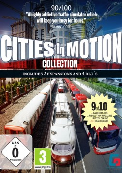 Cities in Motion Collection Mac