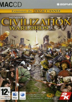 Civilization IV - Warlords Mac