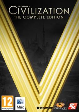Civilization V Complete Mac