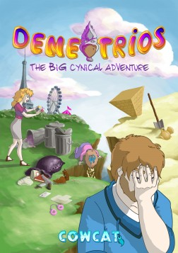 Demetrios The Big Cynical Adventure Mac