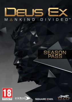 Deus Ex: Manking Divided - Season Pass (DLC) Mac