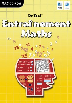 Dr. Tool Entraînement Maths Mac