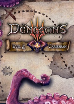 Dungeons 3 - Evil of the caribbean (DLC) Mac