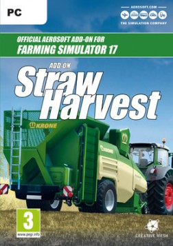 Farming Simulator 17 - Add-on Récolte de paille (DLC) Mac