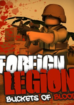 Foreign Legion: Buckets of Blood Mac