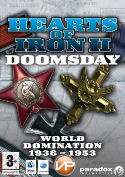 Hearts of Iron II: Doomsday Mac