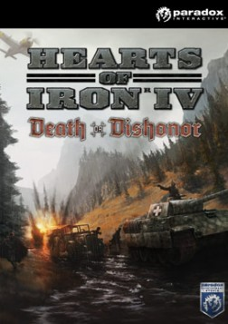 Hearts of Iron IV - Death or Dishonor Mac