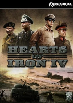 Hearts of Iron IV Mac