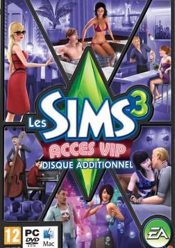 Les Sims 3: Accès VIP Mac